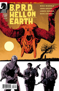 Cover Thumbnail for B.P.R.D. Hell on Earth (Dark Horse, 2013 series) #127