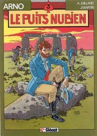 Cover Thumbnail for Arno (Glénat, 1984 series) #3 - Le puits nubien