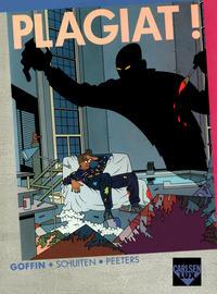 Cover Thumbnail for Carlsen Lux (Carlsen Comics [DE], 1990 series) #5 - Plagiat!