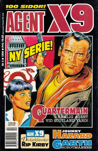 Cover Thumbnail for Agent X9 (Semic, 1971 series) #2/1994