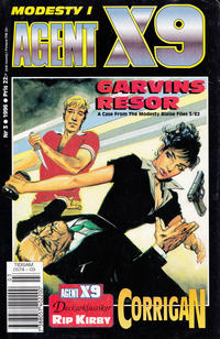 Cover for Agent X9 (Semic, 1971 series) #3/1996