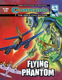 Cover Thumbnail for Commando (D.C. Thomson, 1961 series) #4980