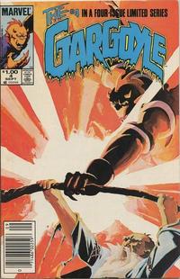 Cover Thumbnail for Gargoyle (Marvel, 1985 series) #4 [Canadian]
