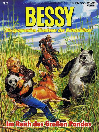 Cover for Bessy (Bastei Verlag, 1989 series) #2