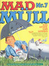Cover for Mad Müll (BSV - Williams, 1983 series) #7