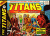 Cover for The Titans (Marvel UK, 1975 series) #39