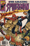 Cover for The Amazing Spider-Man (Marvel, 1999 series) #4 [Newsstand Edition]