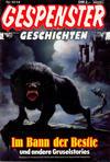 Cover for Gespenster Geschichten (Bastei Verlag, 1974 series) #1014