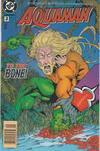 Cover for Aquaman (DC, 1994 series) #2 [Newsstand Edition]