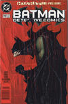 Cover for Detective Comics (DC, 1937 series) #719 [Newsstand]