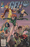 Cover for Gen 13 (Image, 1995 series) #1 [Newsstand Edition]