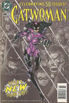 Cover Thumbnail for Catwoman (1993 series) #50 [Newsstand Edition]