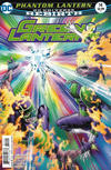Cover for Green Lanterns (DC, 2016 series) #14 [Robson Rocha / Jay Leisten Cover]