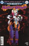 Cover Thumbnail for Harley Quinn (2016 series) #11 [Amanda Conner Cover Variant]