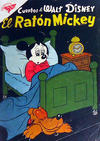 Cover for Cuentos de Walt Disney (Editorial Novaro, 1949 series) #148