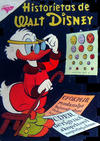 Cover for Historietas de Walt Disney (Editorial Novaro, 1949 series) #183