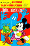 """Cover Thumbnail for Lustiges Taschenbuch (1967 series) #2 - """"Hallo... Hier Micky!"""" [5,- DM]"""