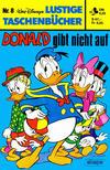 Cover for Lustiges Taschenbuch (Egmont Ehapa, 1967 series) #8 - Donald gibt nicht auf [6,20 DM]