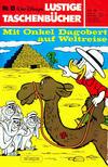 Cover for Lustiges Taschenbuch (Egmont Ehapa, 1967 series) #10 - Mit Onkel Dagobert auf Weltreise