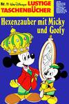 Cover for Lustiges Taschenbuch (Egmont Ehapa, 1967 series) #11 - Hexenzauber mit Micky und Goofy [4,50 DM]