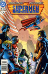 Cover Thumbnail for Supermen of America (1999 series) #1 [Standard Edition - Newsstand]