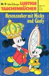 Cover for Lustiges Taschenbuch (Egmont Ehapa, 1967 series) #11 - Hexenzauber mit Micky und Goofy [6,20 DM]