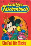 Cover for Lustiges Taschenbuch (Egmont Ehapa, 1967 series) #76 - Ein Fall für Micky [6,50 DM]