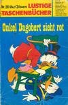 Cover for Lustiges Taschenbuch (Egmont Ehapa, 1967 series) #20 - Onkel Dagobert sieht rot  [3,80 DM]