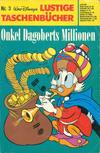 Cover Thumbnail for Lustiges Taschenbuch (1967 series) #3 - Onkel Dagoberts Millionen [4,50 DM]