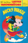 Cover for Lustiges Taschenbuch (Egmont Ehapa, 1967 series) #6 - Micky-Parade [4,80 DM]