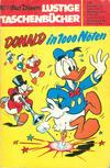 Cover Thumbnail for Lustiges Taschenbuch (1967 series) #7 - Donald in 1000 Nöten [3 DM]