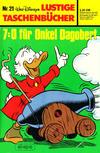 Cover Thumbnail for Lustiges Taschenbuch (1967 series) #21 - 7:0 für Onkel Dagobert [5.30 DM]