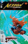 Cover for Action Comics (DC, 2011 series) #51 [Second Printing]