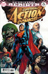 Cover for Action Comics (DC, 2011 series) #957 [Second Printing]