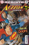 Cover for Action Comics (DC, 2011 series) #958 [Second Printing]