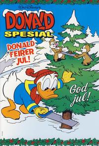 Cover Thumbnail for Donald spesial (Hjemmet / Egmont, 2013 series) #[6/2016]