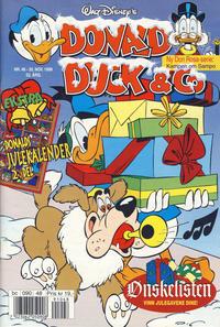 Cover Thumbnail for Donald Duck & Co (Hjemmet / Egmont, 1948 series) #48/1999