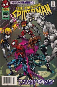 Cover Thumbnail for The Amazing Spider-Man (Marvel, 1963 series) #409 [Newsstand]