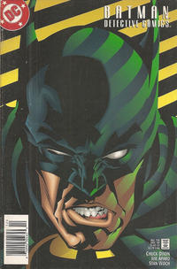 Cover for Detective Comics (DC, 1937 series) #716 [Direct Edition]