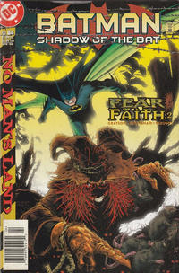 Cover for Batman: Shadow of the Bat (DC, 1992 series) #84 [Direct Edition]