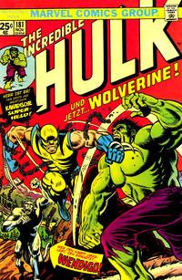 Cover Thumbnail for The Incredible Hulk (Panini Deutschland, 1999 series) #181