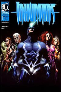 Cover Thumbnail for Inhumans (Panini Deutschland, 2000 series) #1