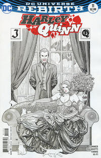 Cover Thumbnail for Harley Quinn (DC, 2016 series) #11 [Frank Cho Cover Variant]