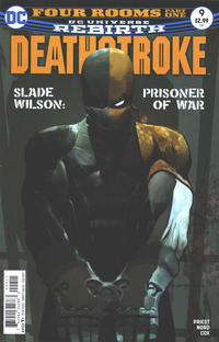 Cover Thumbnail for Deathstroke (DC, 2016 series) #9 [Cary Nord Cover Variant]