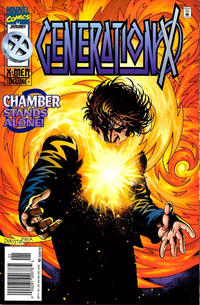 Cover for Generation X (Marvel, 1994 series) #11 [Direct Edition]