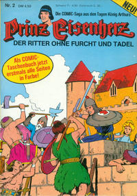 Cover Thumbnail for Prinz Eisenherz (Condor, 1980 series) #2