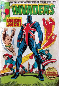 Cover Thumbnail for The Invaders (Yaffa / Page, 1977 series) #3