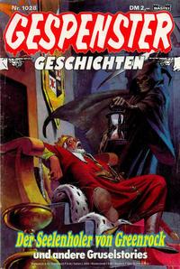 Cover Thumbnail for Gespenster Geschichten (Bastei Verlag, 1974 series) #1028