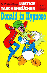 Cover Thumbnail for Lustiges Taschenbuch (Egmont Ehapa, 1967 series) #12 - Donald in Hypnose  [4,50 DM]