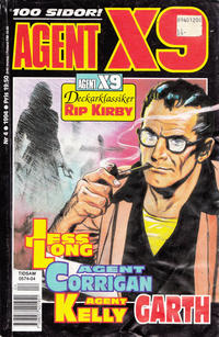 Cover Thumbnail for Agent X9 (Semic, 1971 series) #4/1994